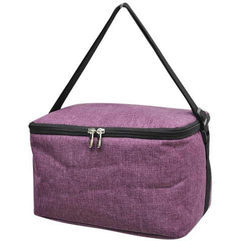 Crosshatch Cherry NGIL Insulated Cooler Bag/Lunch Box