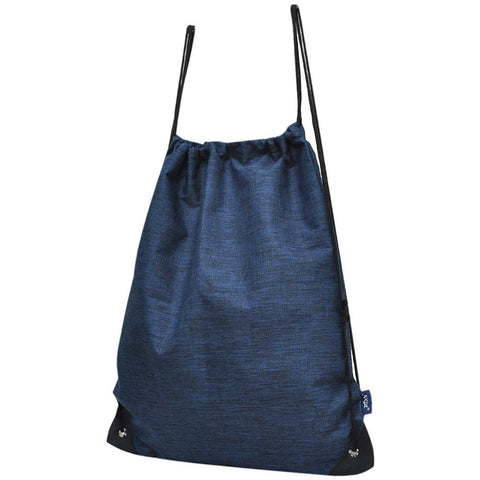 Crosshatch Navy NGIL Canvas Drawstring