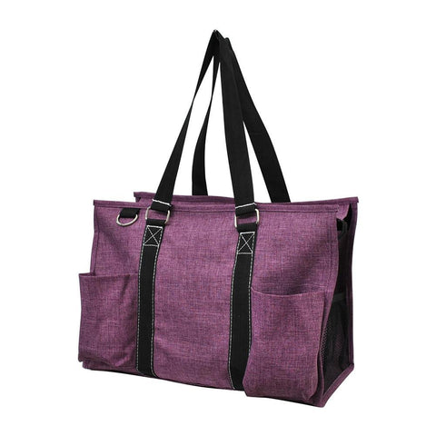 NGIL Brand, Gifts for teacher, monogram travel accessories, monogram tote for women zipper, monogram tote bags in bulk, nurse canvas tote, wholesale totes, tote bags.
