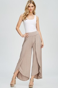 Easy Day Pants in Taupe