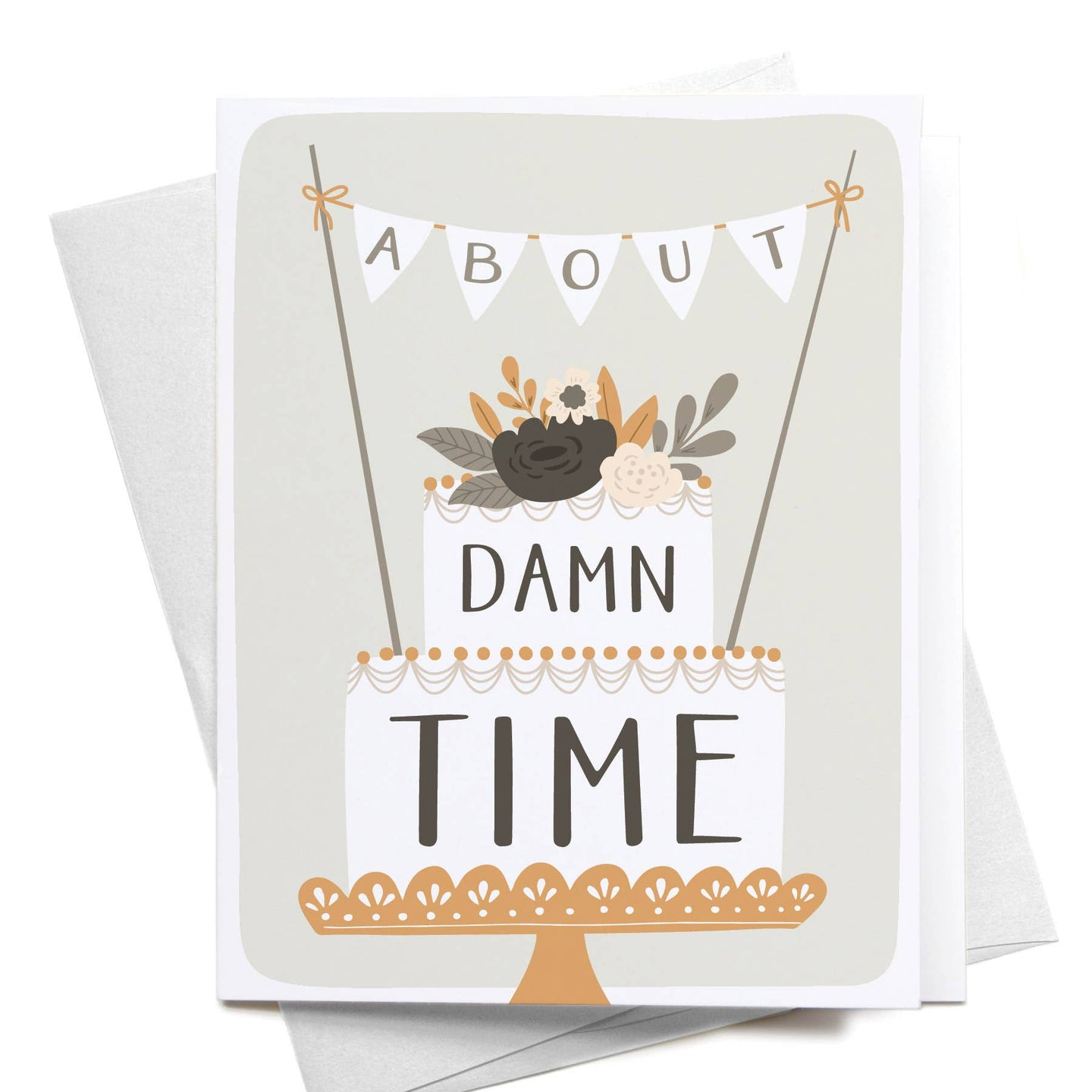 Greeting Card || About Damn Time