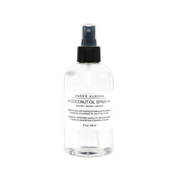 Under Aurora | Coconut Oil Spray - 8 oz