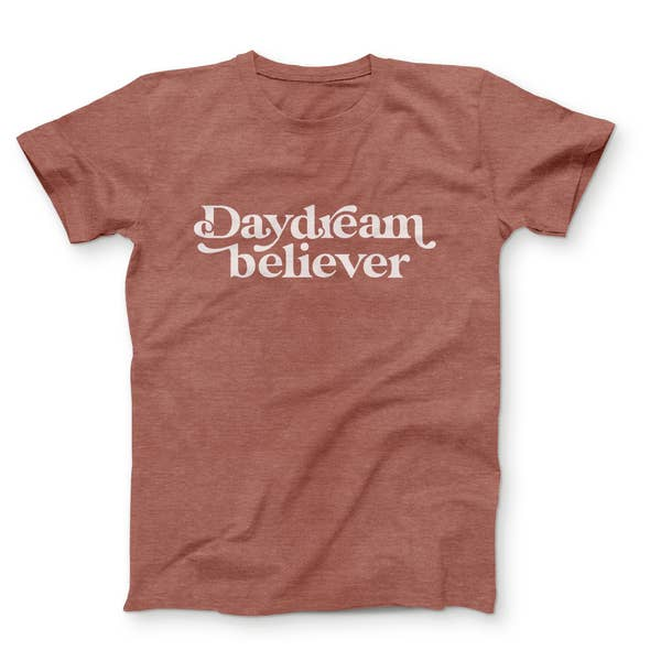 Daydream Believer Tee in Clay