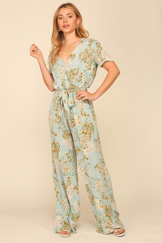 Wildflower Fields Jumpsuit