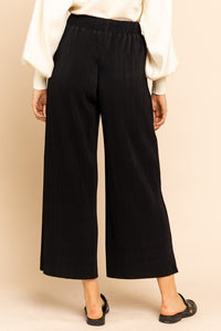 The Houston Pant in Black