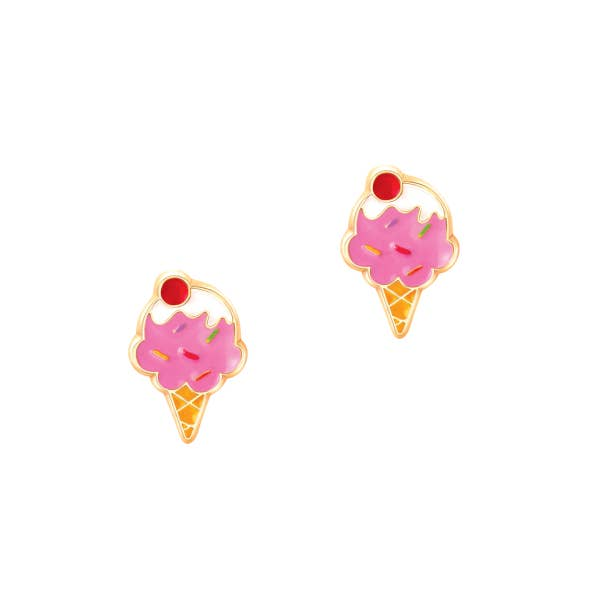Ice Cream Dream Stud