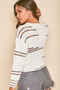 Shiloh Cropped Sweater