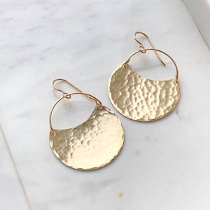 Theia Earring || 14K Gold Fill || Token Jewelry