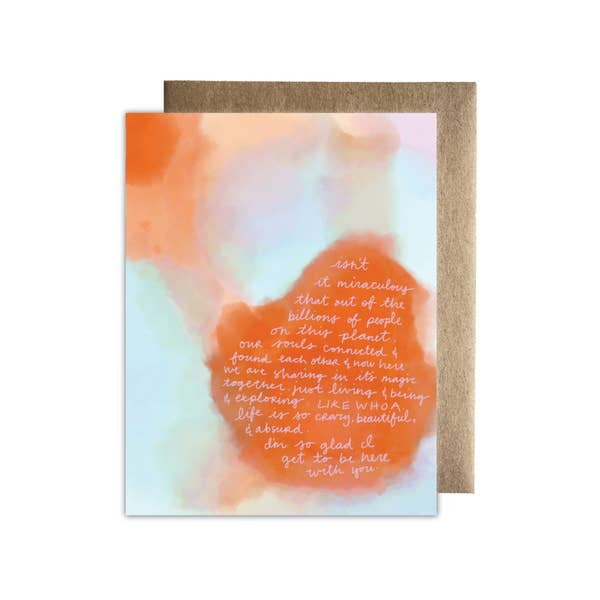 Greeting Card || Two Souls