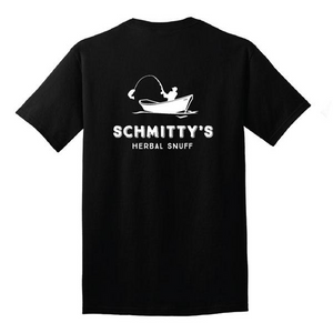 Schmitty's Short Sleeve Shirt -Jet Black