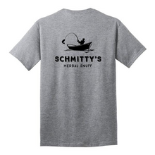 Schmitty's Short Sleeve Shirt-Athletic Heather