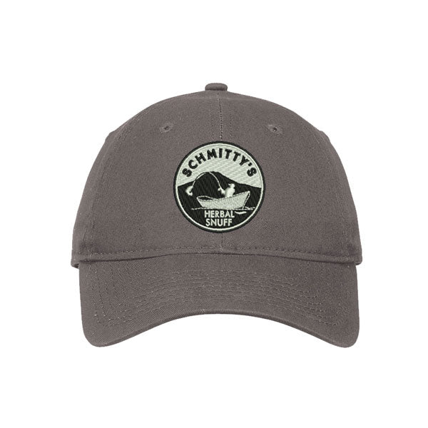 Schmitty's Adjustable Cap - Graphite
