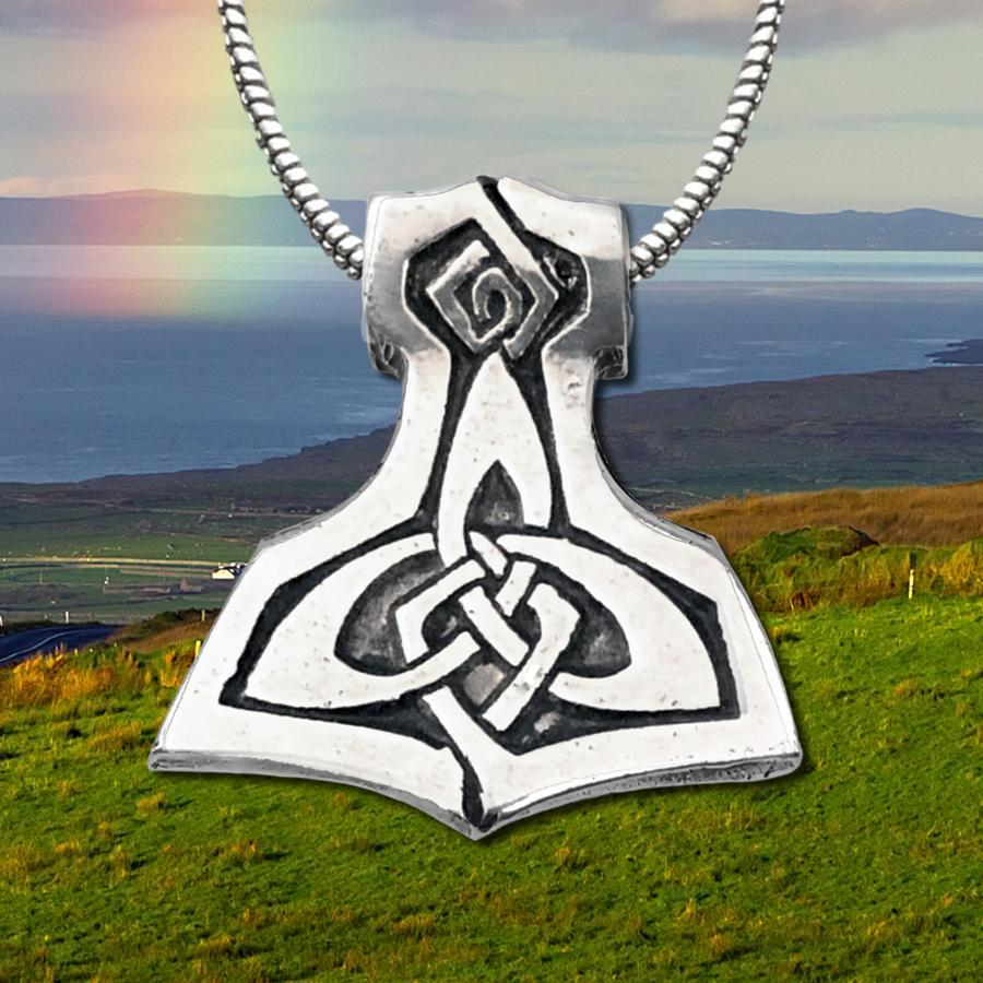 Brigid's Celtic Hammer Pendant (wholesale)