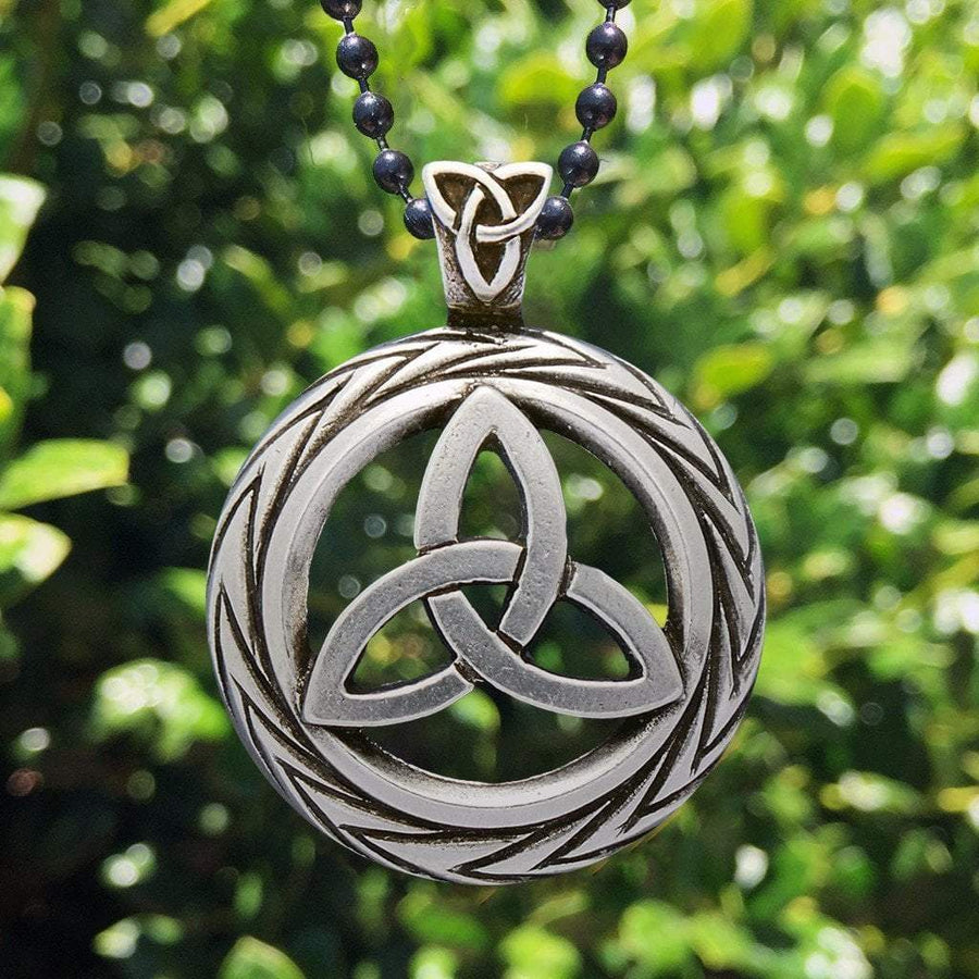 Celtic Knot Works Jewelry Triquetra (Trinity Knot ) Pendant – Celtic Traditions (Wholesale)