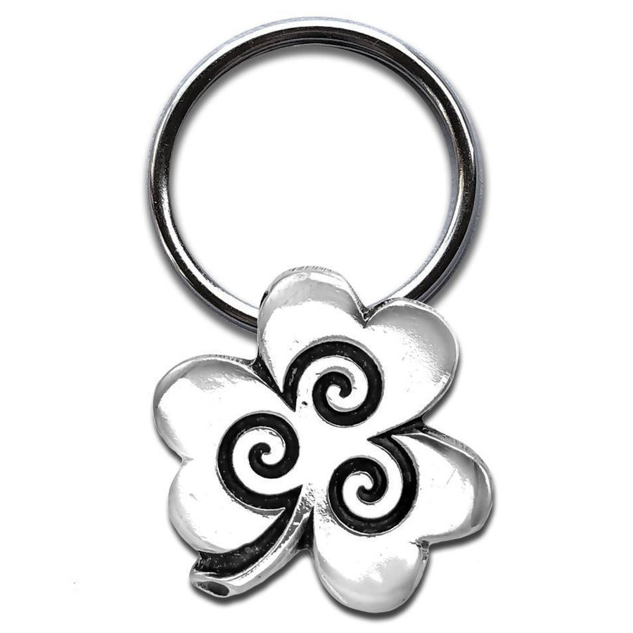 Lucky Shamrock Keychain (Wholesale)