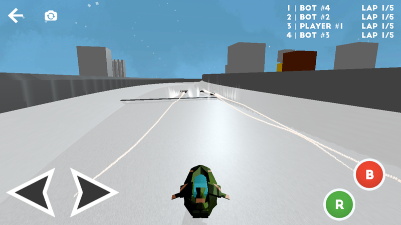 Mini Racer Multiplayer