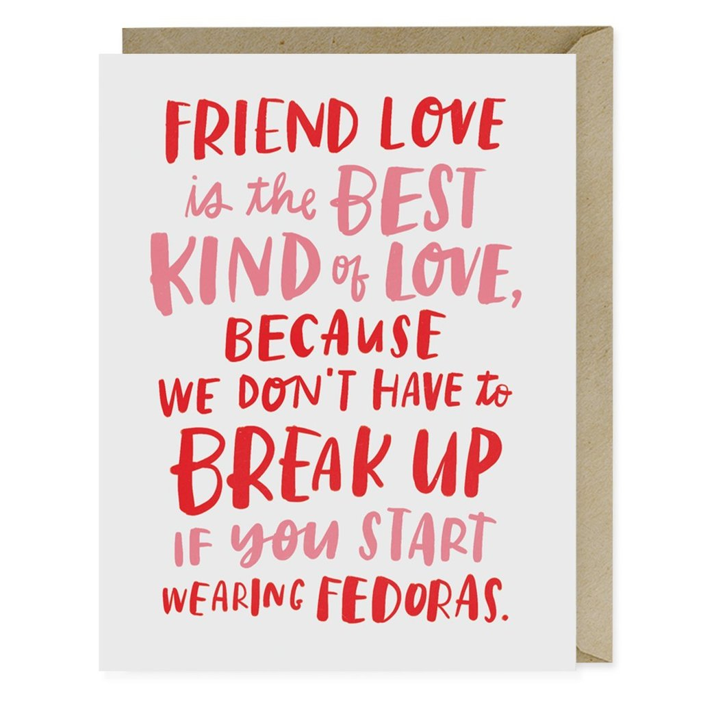 Love and Friendship Greeting Cards