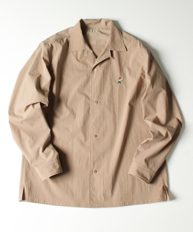 TES STRETCH SHIRTS / シャツ