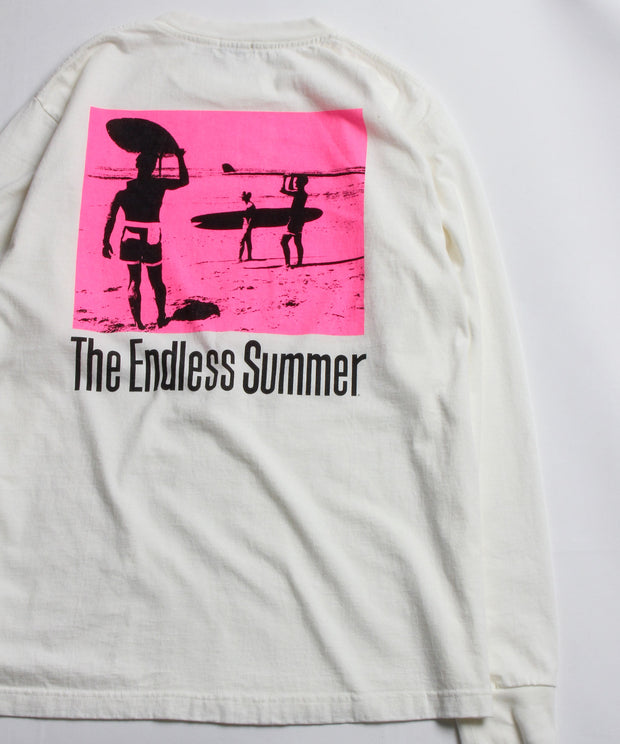 THE ENDLESS SUMMER LONG SLEEVE TEE / ロンT