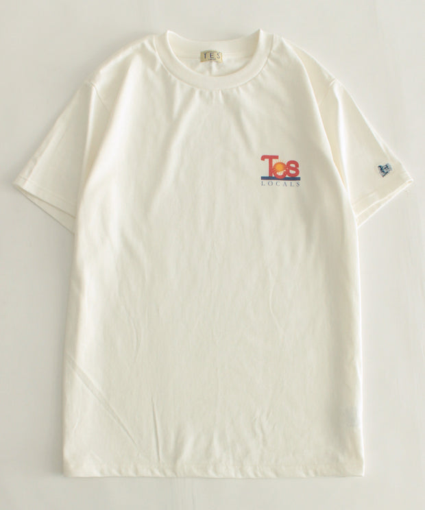 TES TROPICAL T-SHIRT / Tシャツ