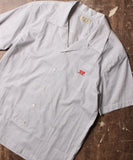 TES STAR OPEN COLLAR SHIRTS