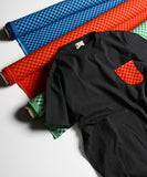 ALEXANDER GIRARD CHECKER POCKET TEE