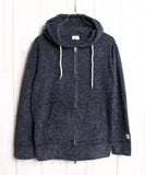 TES COMFORTABLE 4MIX PILE ZIP PARKA