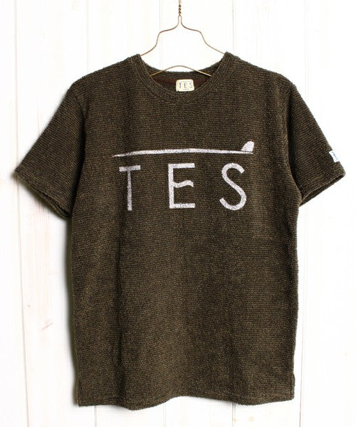 TES COMFORTABLE 4MIX PILE LOCAL LOGO TEE