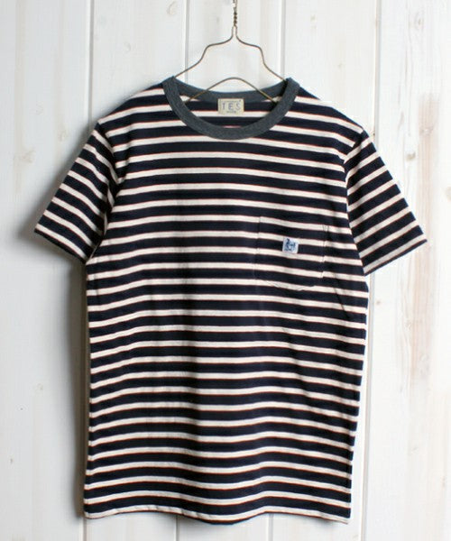TES/OLD SURF BORDER TEE