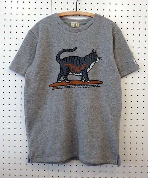 TES COMFORTABLE PILE SURF CAT T