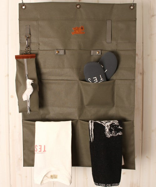 TES MILITARY WALL POCKET