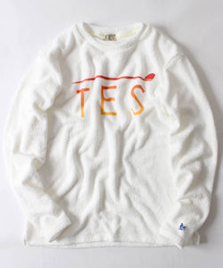 TES COMFORTABLE PILE LOCAL LOGO L/S T
