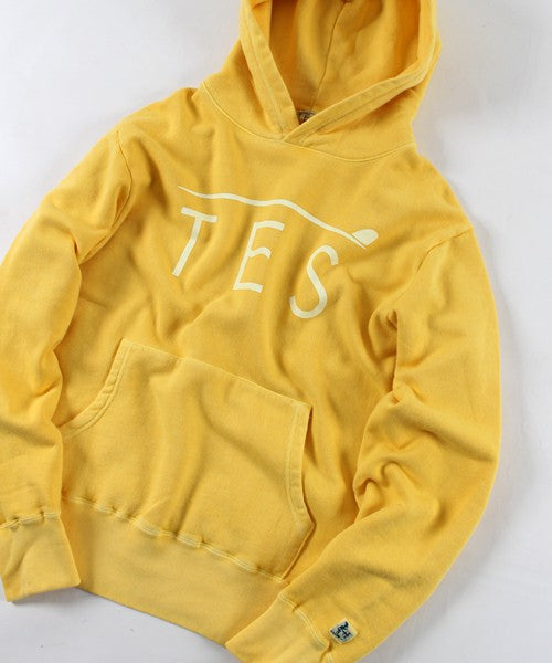 TES PIGMENT LOCAL LOGO PARKA