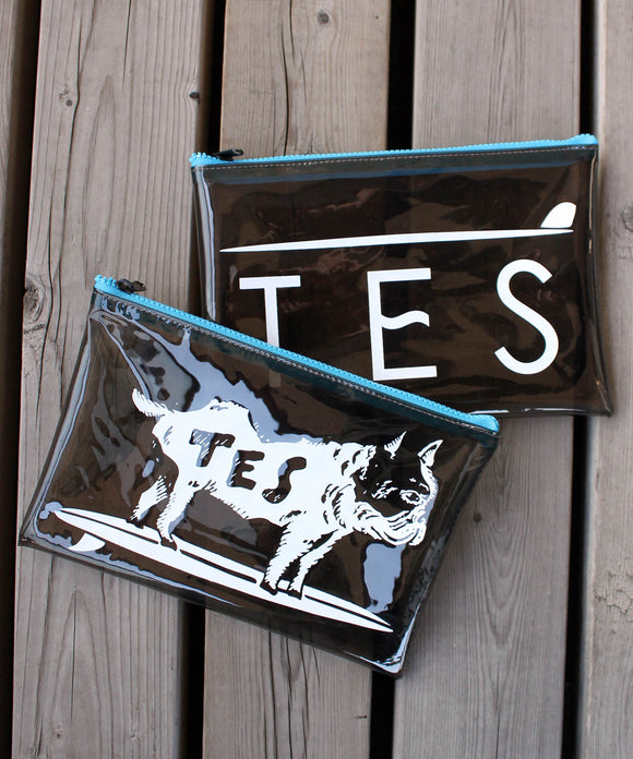 TES CLEAR POUCH