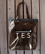 TES CLEAR TOTE BAG