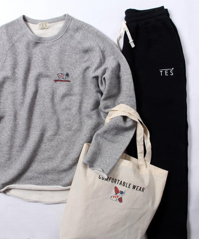 WEB限定! COMFORTABLE SWEAT SET