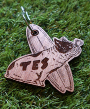 TES WOOD KEY HOLDER