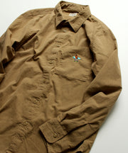 NYLON RIP PEACH WORK SHIRTS
