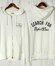 TES LIGHT SWEAT ZIP PK