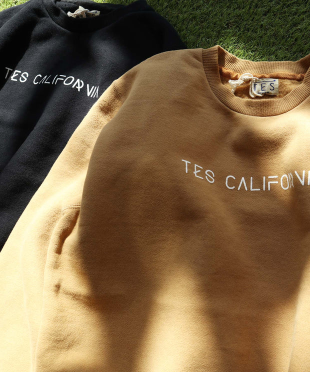 TES HEAVY SWEAT CALIFORNIA CN