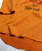 LADIES TES LIGHT SWEAT SANDY BEACH