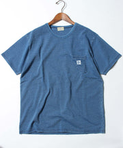 TES INDIGO HEVY WEIGHT T / Tシャツ