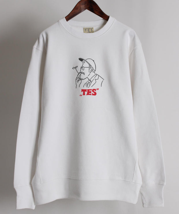 WEB限定!PLAYBALL CREW NECK SWEAT