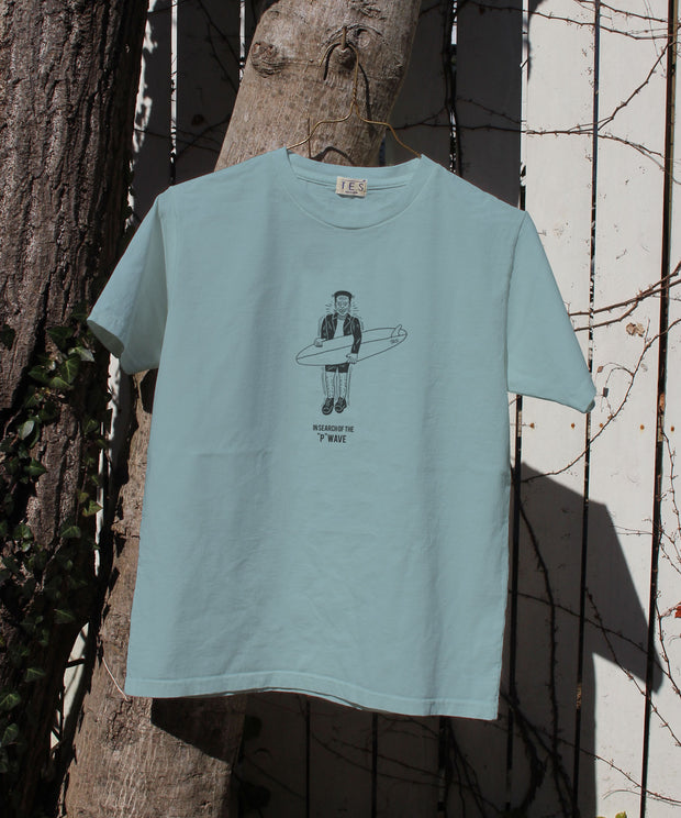 TES SURFHOLIC MONSTER-F Tshirt