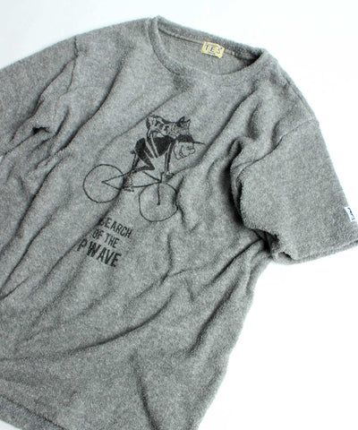 TES COMFORTABLE PILE CYCLE T-Shirt