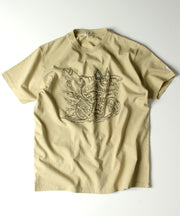 TES BLOW BUHI T-SHIRT / Tシャツ