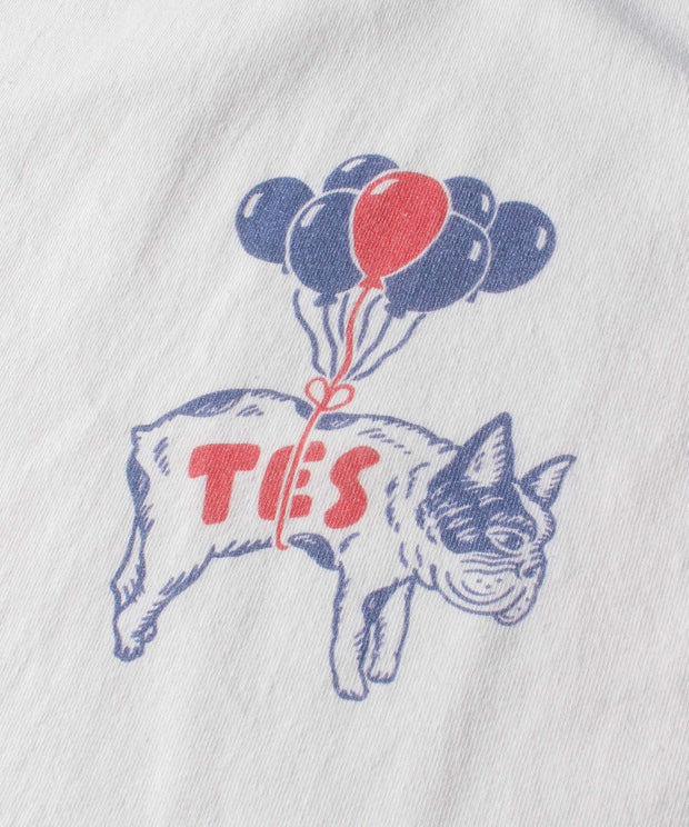 TES BALLOON BUHI T-SHIRT