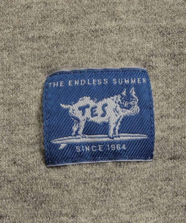 TES DOG BEACH CREW NECK SWEAT / スウェット トレーナー