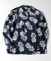 TES PINE ALOHA LONG SLEEVE SHIRTS / シャツ