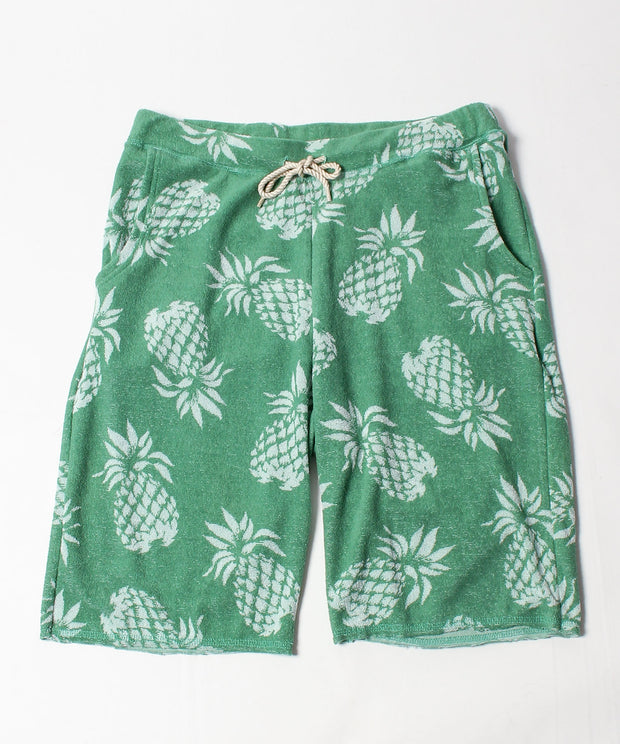 TES ALL OVER PILE SHORTS / ショーツ